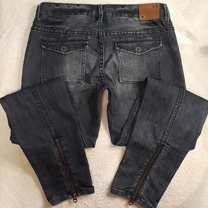 A|X Armani Exchange Cargo Jeans Size 4